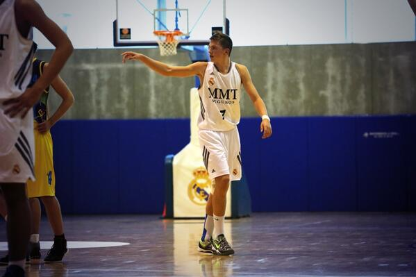 Cadete doncic 2013-14