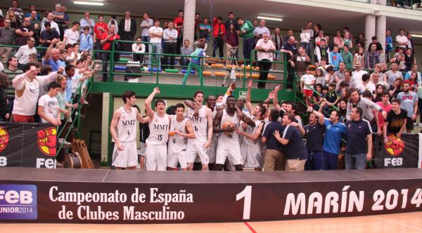 campeones españa junior cantera 2014